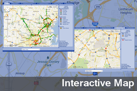 A link to Interactive Map page page image