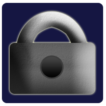 An image of a padlock
