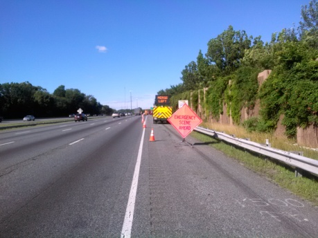 Assist with Lane Closure
